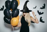 Оформление Хэллоуина