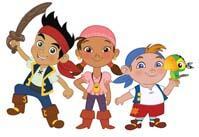 Джейк и пираты