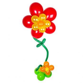 Цветок из шаров Гигант