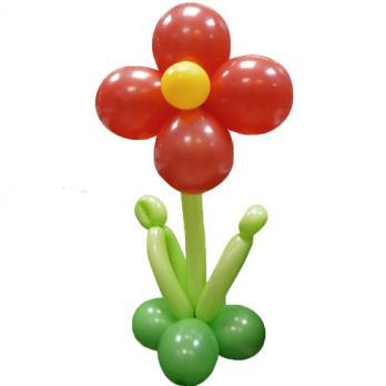 """Цветок из шаров """"Гигант №2"""""""