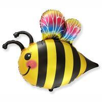 """Шар фигура """"Веселая пчела"""""""