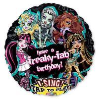 """Шар музыкальный Monster High"""""""
