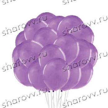 Шары латекс Фиолетовый
