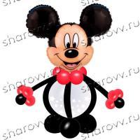 "Фигура из шаров Микки Маус"""