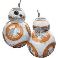 Шар фигура фольга Звездные Войны Дроид BB-8