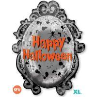 Шар фигура фольга Зеркало Хеллоуин