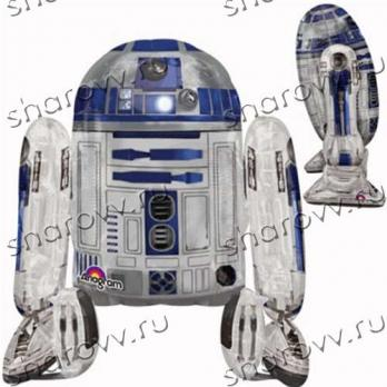 "Ходячий шар ""R2-D2"""