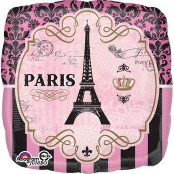 Шар круг PARIS День в Париже