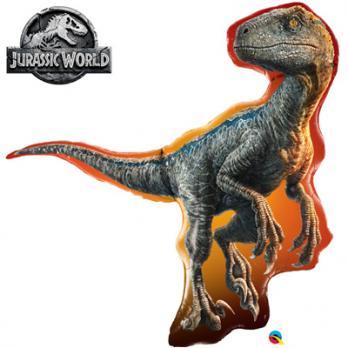 """Шар фигура фольга """"Парк Юрского Периода Динозавр"""""""