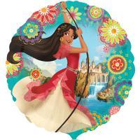 Шар круг фольга Принцесса Елена из Авалора
