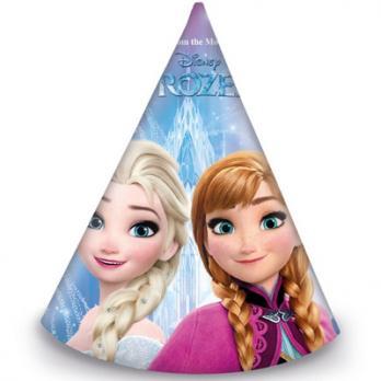 Колпак Frozen Северное сияние 6шт.