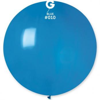 Шар большой 90см. синий