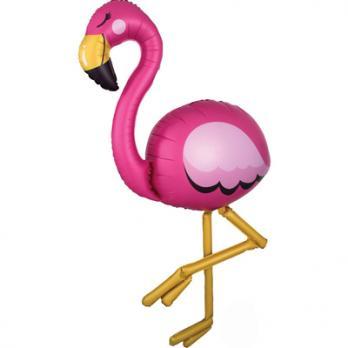 """Ходячий шар Фламинго"""""""