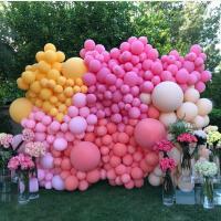 """Фотозона из шаров Маршмеллоу"""""""