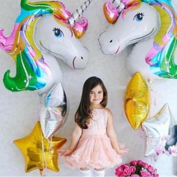 Набор шариков Единороги для принцессы