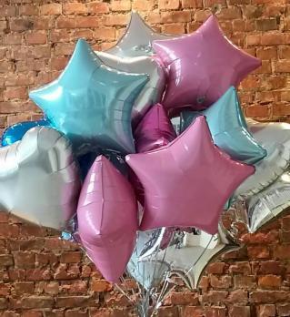 """Букет из шаров Счастье"""""""