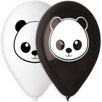 Панды черно-белые