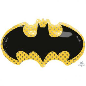 "Шар фигура фольга ""Бэтмен Летучая мышь"""