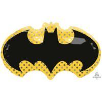 Шар фигура фольга Бэтмен Летучая мышь