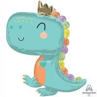 Шарик фольгированный Динозаврик Малыш