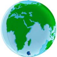 Шар сфера Планета Земля