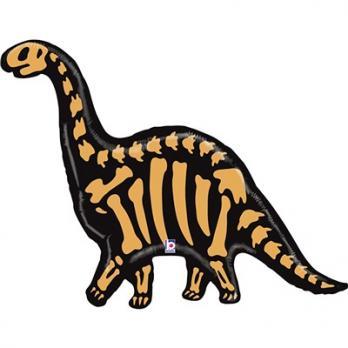 """Шар фольгированный """"Динозавр Бронтозавр"""""""