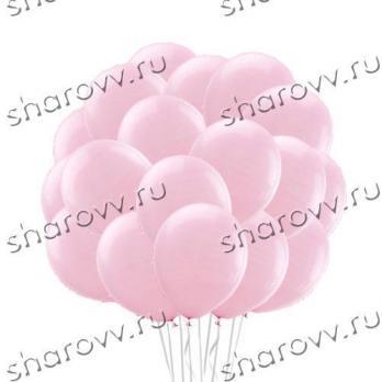 Шары латекс Розовый