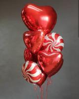 """Набор шаров """"Сладкая любовь"""""""