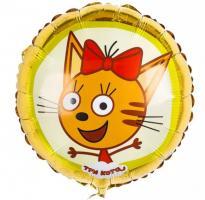 Шарик круг Три кота Карамелька