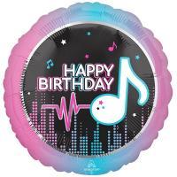 "Шар ""Happy Birthday Блогер Party"""