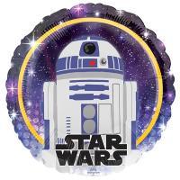 """Шар круг """"Звездные Войны Дроид R2-D2"""""""