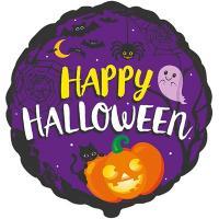 """Шар """"Happy Хэллоуин"""""""